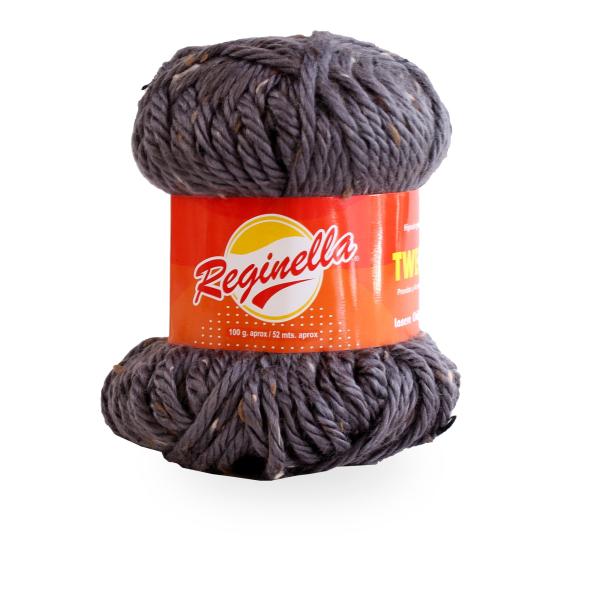 Crochetmanía Plomo perlado